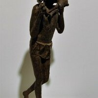 HEIDRUN, Bronze n°1/8, 39x14x12 cm, photo: Catherine de Torquat